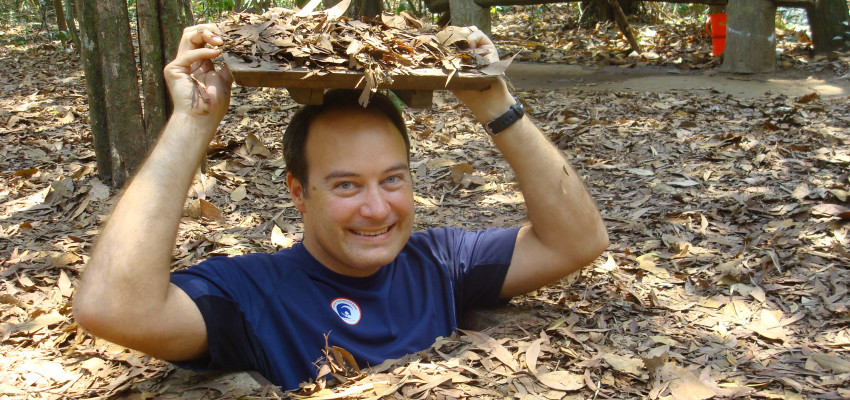 Cu Chi Tunnels Half Day - Group Tour - VM Travel