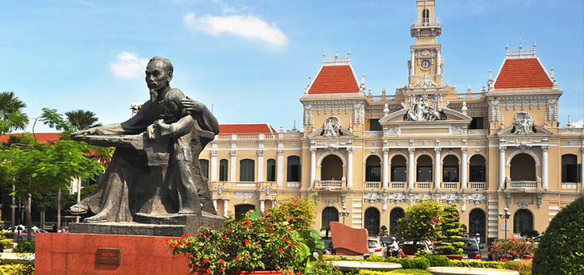 Ho Chi Minh City Half Day - Group Tour - VM Travel